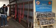 Kapıkule'de TIR'da 4 milyon liralık uyuşturucu ele geçirildi