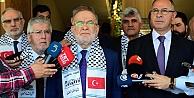 Karamollaoğlu: Telin etmek engellemiyor, İsrail güçten anlar