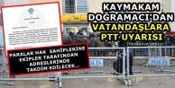 Kaymakam Doğramacı'dan Vatandaşlara PTT Uyarısı