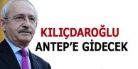 Kılıçdaroğlu Antep'e...