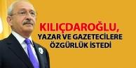 Kılıçdaroğlu, Yazar...
