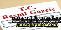 Koronavirüs Nedeniyle,...