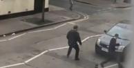Londra'da müslüman gruba saldırı!