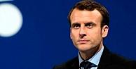 Macron: Saldırının sınırlandırılması için Trump'ı biz ikna ettik
