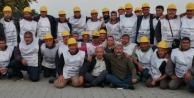 Maden işçileri mücadeleyi...