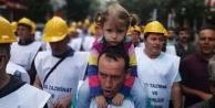 Madencinin Ankara yürüyüşünün...