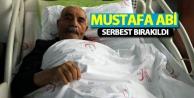 Mustafa Abi serbest...