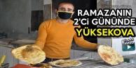 Ramazan'ın 2'Ci Gününde Yüksekova
