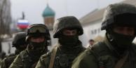 Rus askerleri Suriye'den...