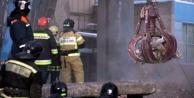Rusya'da çöken binada ölü sayısı yükseliyor