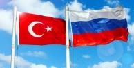 Rusya'dan Türkiye'ye...