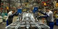 Sanayi üretimi yüzde...