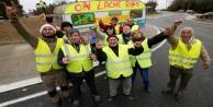Sarı Yelekler sokakta: Yüzlerce gözaltı ve tutuklama!