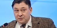 Sınır Tanımayan Gazeteciler, Ukrayna'da Vışinskiy'in gözaltına alınmasından tedirgin