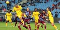 Trabzon'da gol sesi duyulmadı