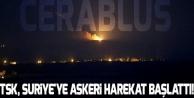 Türk Silahlı Kuvvetleri, Cerablus'a harekat başlattı