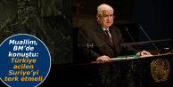 'Türkiye acilen Suriye'yi terk etmeli'