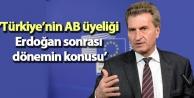 'Türkiye'nin AB...