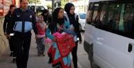 Van'da dilendirilen çocuklara yönelik operasyon