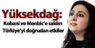 Yüksekdağ: Kobani...