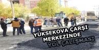 Yüksekova Çarşı...