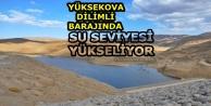 Yüksekova Dilimli Barajında...