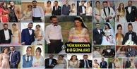 Yüksekova Düğünleri (05.08.2018 - 12.08.2018 Ağustos)