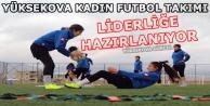 Yüksekova Kadın Futbol...