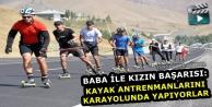 Yüksekova: Kayak Antrenmanlarını...