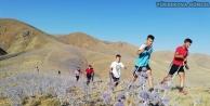 Yüksekova..! Kış Sporları İçin Karsız Dağlarda Antrenman