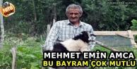 Yüksekova: Mehmet Emin Amca Bu Bayram Çok Mutlu