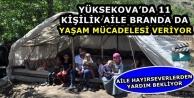 Yüksekova'da 11 Kişilik...