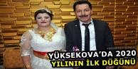 Yüksekova'da 2020...
