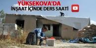 Yüksekova'da İnşaat...