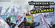 Yüksekova'da Newroz...