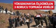 Yüksekova'da öldürülen...
