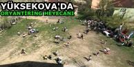 Yüksekova'da Oryantiring...