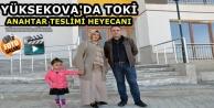 Yüksekova'da TOKİ...