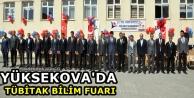 Yüksekova'da TÜBİTAK...