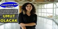 Yüksekova'da Tüm Çocuklara Umut Olacak
