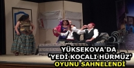 Yüksekova'da 'Yedi...