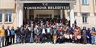 Yüksekova'lı öğrencilerden İstanbul,Ankara ve Düzce gezintisi