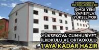 Yüksekova Cumhuriyet İlkokulu Ve Ortaokulu 1 Aya Kadar Hazır