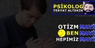 Yüksekova..! Otizm Mavi, Ben Mavi, Hepimiz Mavi