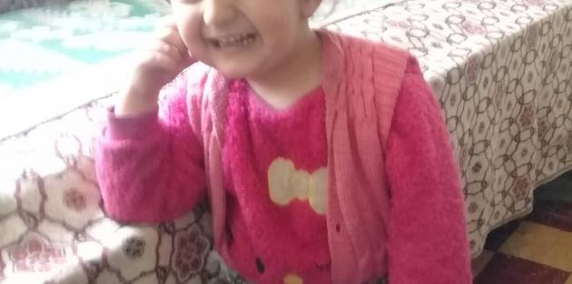 Tokat'ta 3,5 yaşındaki Evrim kayıp