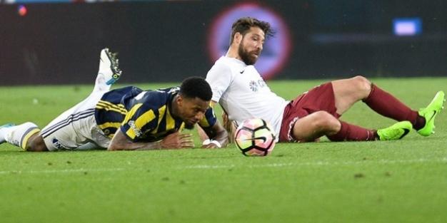 Trabzonspor, Avrupa iddiasını kaybetti
