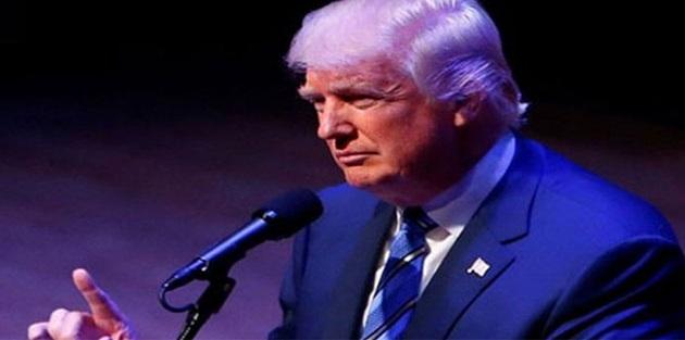 Trump: Bir daha asla