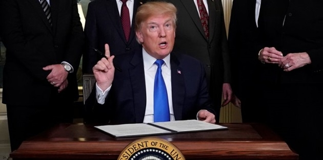 Trump yine güvenlik danışmanı'nı kovdu