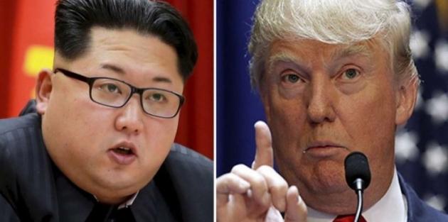 Trump'tan Kuzey Kore'ye 'görülmemiş' tehdit