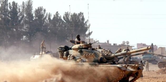 TSK araçları İdlib'e geçti iddiası